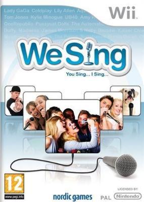 We Sing til Wii