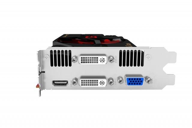 Gainward GeForce GTX 460 GLH 1 GB