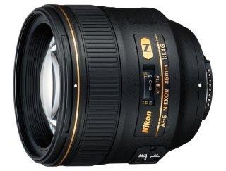Nikon AF-S Nikkor 85 mm f/1.4G