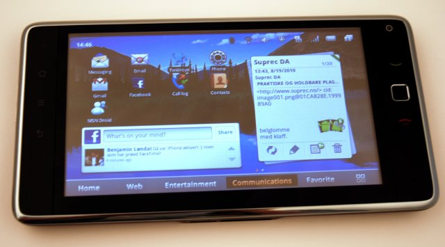 Huawei Ideos S7 Tablet