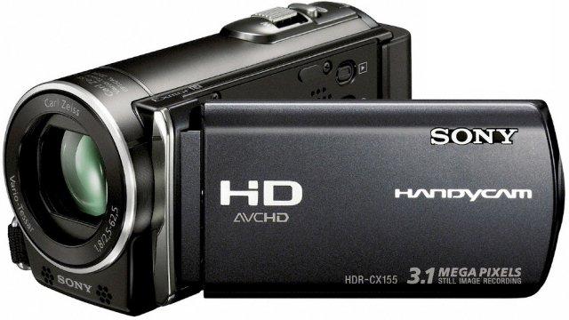 Sony HDR-CX155E