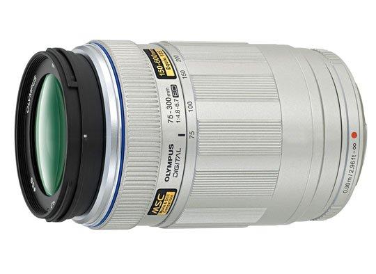 Olympus M.Zuiko Digital ED 75-300mm 1:4.8-6.7