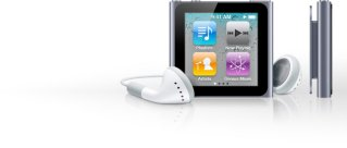 Apple iPod Nano 8GB (6. gen)