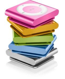 Apple Shuffle (4. gen)