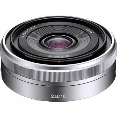 Sony SEL-16F28 E 16 mm F2,8