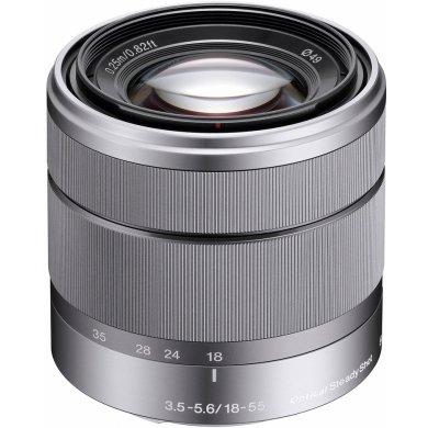 Sony SEL-1855 E 18-55 mm F3,5-5,6 OSS