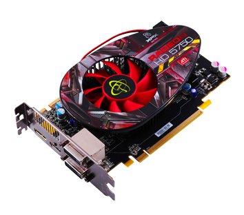 XFX Radeon HD 5750 1024 MB XXX