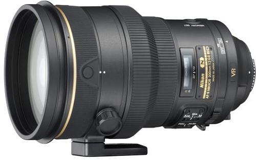 Nikon AF-S Nikkor 200mm f/2.0G ED VRII