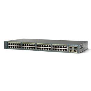 Cisco Catalyst 2960S-48LPD-L