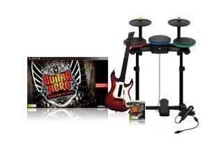 Guitar Hero: Warriors of Rock (Superbundle) til PlayStation 3