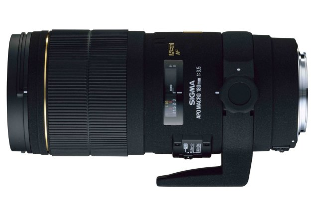 Sigma 180mm F/3.5 EX APO Macro IF HSM for Nikon