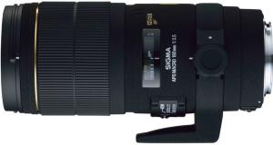 Sigma 180mm F/3.5 EX APO Macro DG HSM for Canon