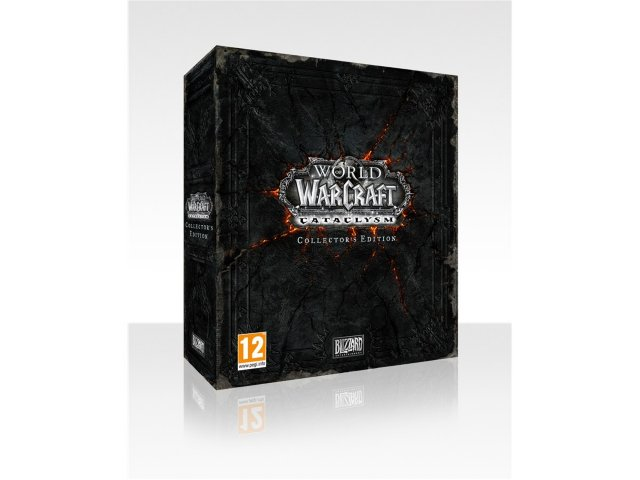 World of Warcraft: Cataclysm (Collector's Edition) til PC