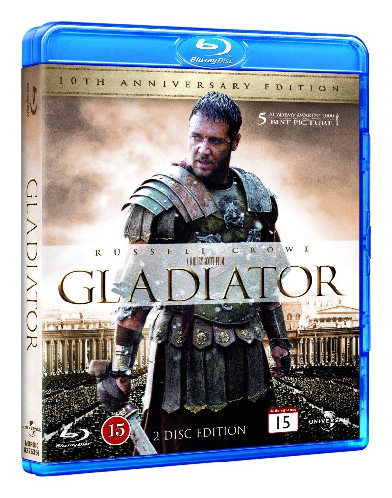 Universal Pictures Norway Gladiator