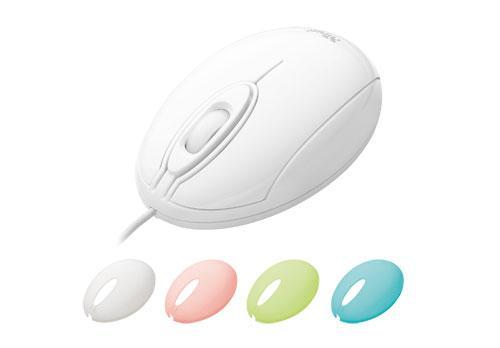 Trust CleanSkin Colour Mouse