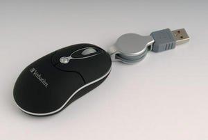 Verbatim Laser Mini Travel Mouse