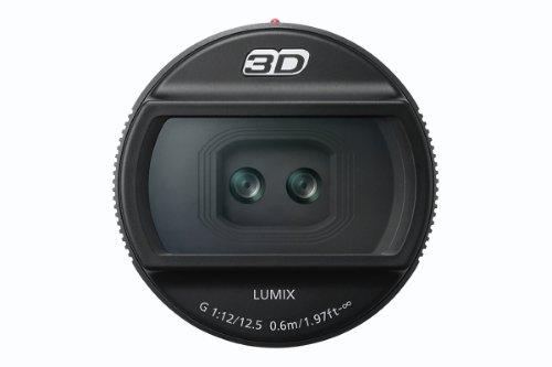 Panasonic Lumix G 12.5mm / F12