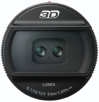 Panasonic Lumix G 12.5mm / F12