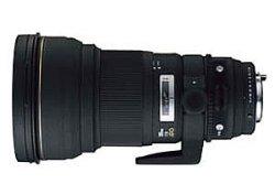 Sigma 300mm F2.8 EX APO DG HSM for Canon