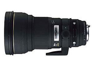 Sigma 300mm F2.8 EX APO DG HSM for Nikon