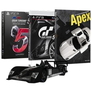 Gran Turismo 5 (Signature Edition) til PlayStation 3