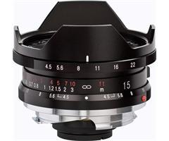 Voigtländer 15mm F4,5 Heliar Asp. II for Leica M