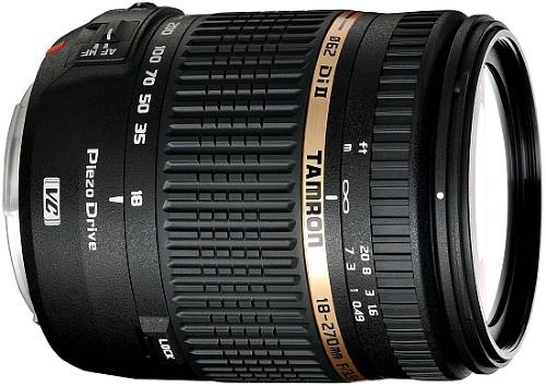 Tamron AF 18-270mm F/3.5-6.3 Di II VC PZD for Sony