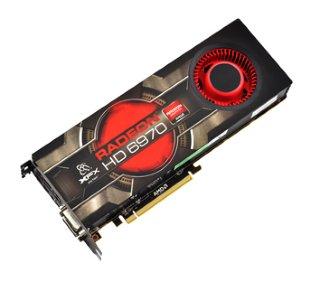 XFX Radeon HD 6970 2 GB