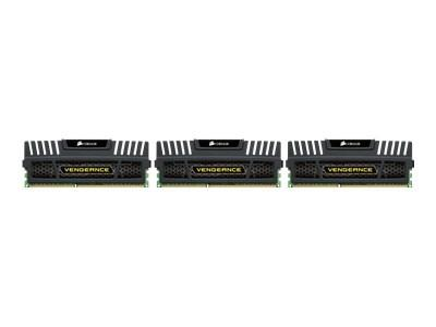 Corsair Vengeance DDR3 1600MHz 12GB CL9 (3x4GB)