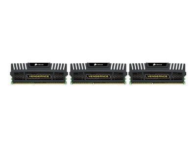 Corsair Vengeance DDR3 1600MHz 12GB CL9 (3x4GB)