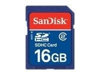 SanDisk SDHC Class 2 16 GB