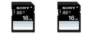Sony SDHC Class 4 16 GB