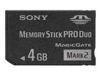 Sony Memory Stick PRO Duo Mark2 4 GB