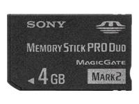 Sony Memory Stick PRO Duo Mark2 4 GB