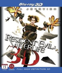 Sony Pictures Home Entertainment Resident Evil: Afterlife 3D