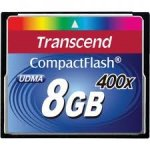 Transcend Compact Flash 400X 8 GB