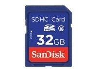 Secure Digital SDHC 32GB