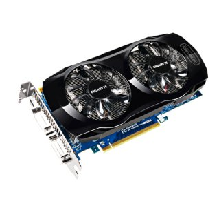 Gigabyte GeForce GTX 560 Ti OC 1GB