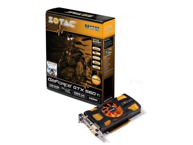 Zotac GeForce GTX 560 Ti 1GB