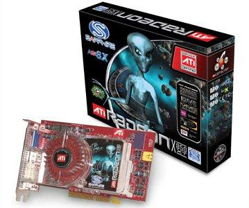 Sapphire Radeon X850XT 256 MB AGP