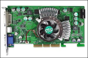 AOpen Geforce FX 5900XT 128MB