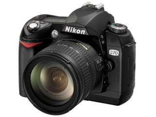 Best pris på Nikon D70 Se priser før kjøp i Prisguiden