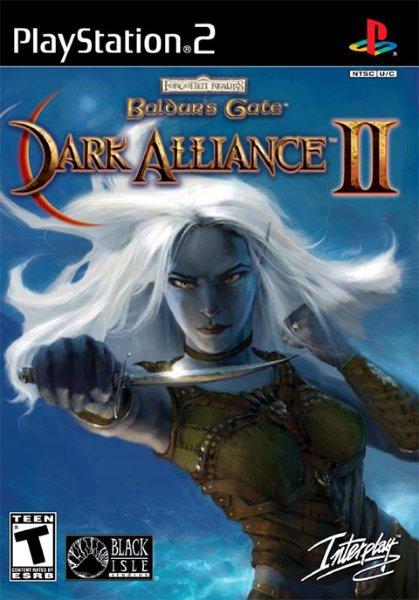 Baldur's Gate: Dark Alliance II til PlayStation 2