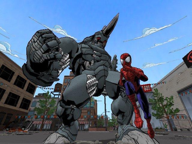 Ultimate Spider-Man til Xbox