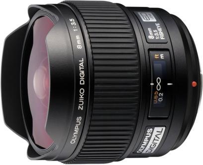 Olympus Zuiko Digital 8mm F3.5