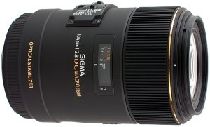 Sigma 105mm F2.8 EX DG OS HSM Macro for Canon