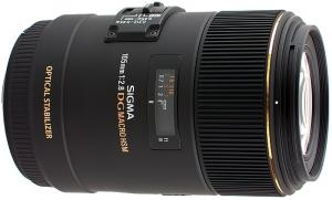 Sigma 105mm F2.8 EX DG OS HSM Macro for Sigma