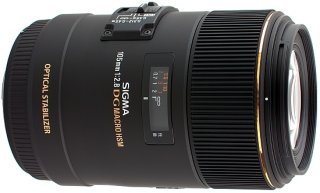 Sigma 105mm F2.8 EX DG OS HSM Macro for Nikon