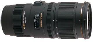 Sigma 50-150mm f/2.8 EX DC APO OS HSM for Nikon