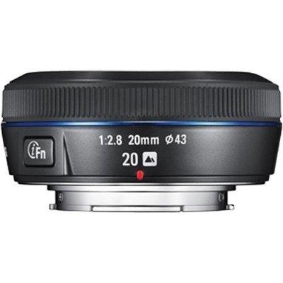 Samsung NX 20mm f/2.8 iFn